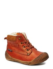 Tex Boot with Zip - COGNAC