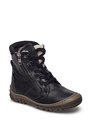 ECOLOGICAL HAND MADE Water proof Boot - 04-BLACK