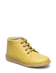 ECOLOGICAL HAND MADE Low Boot - 01-YELLOW