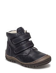 ECOLOGICAL HAND MADE Water proof Boot - 01-BLACK