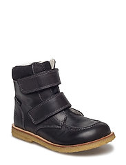 ECOLOGICAL HAND MADE Water proof Low Boot - 12-BLACK