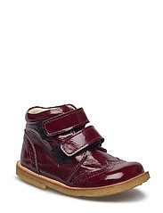 ECOLOGICAL HAND MADE Low Boot - 02-PAT. BORDO