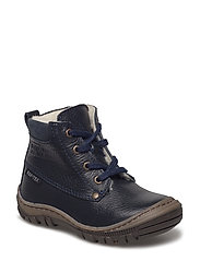 ECOLOGICAL HAND MADE Water proof Low Boot - 08-NAVY