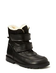 Tex Boot with velcro - BLACK