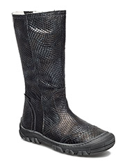 ECOLOGICAL HAND MADE Water proof High Boot - 04-GREY PYTON