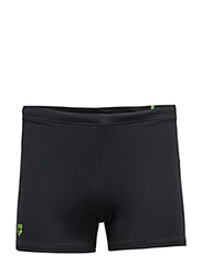M MOP SHORT - BLACK,LEAF