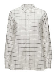 Crawford Windowpane - OFFWHITE COMBO