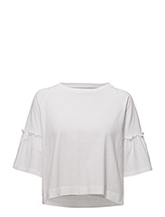 Halcyon Tee Cotton - WHITE