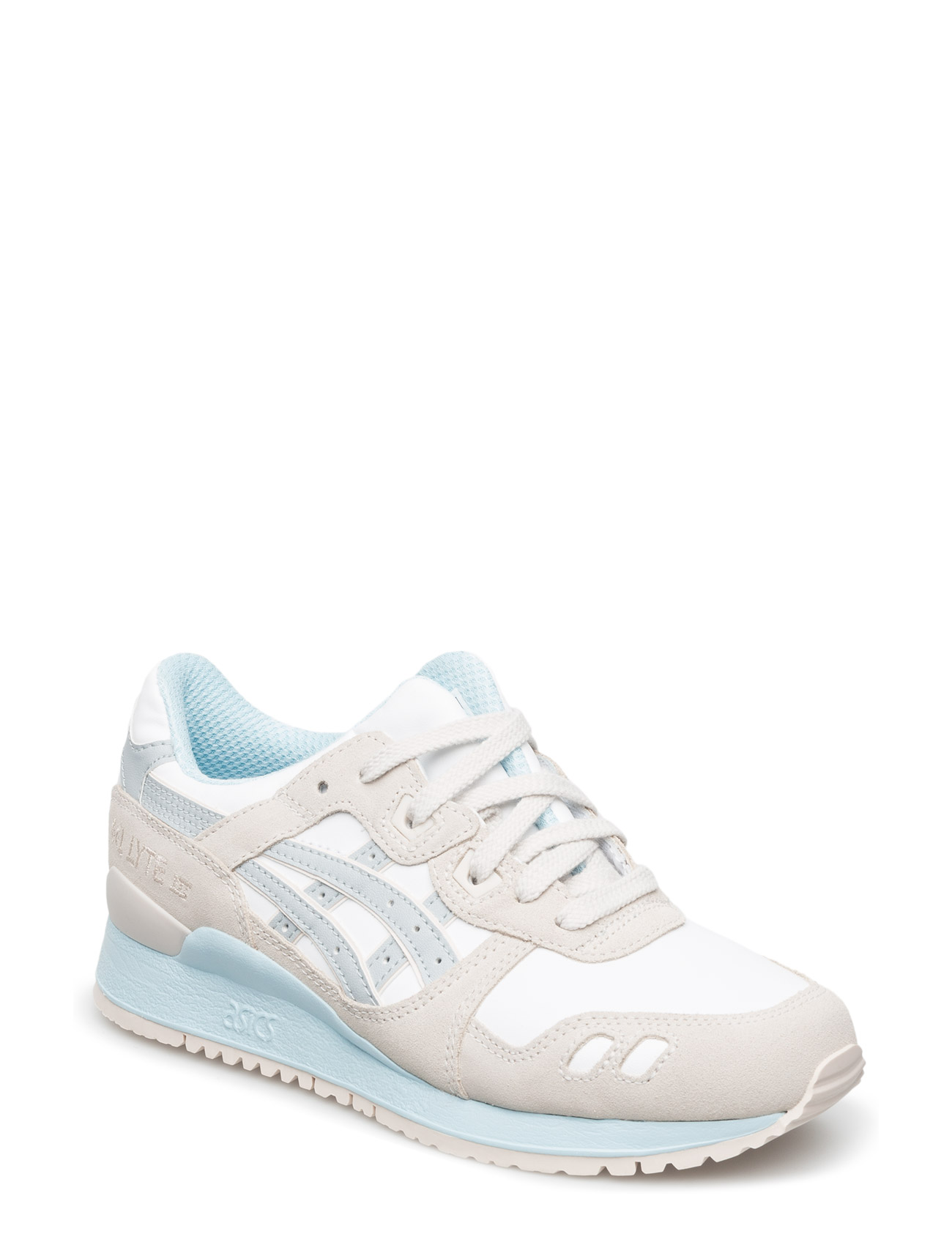 H6u9l-Gel-Lyte Iii Asics Sneakers til Kvinder i hvid