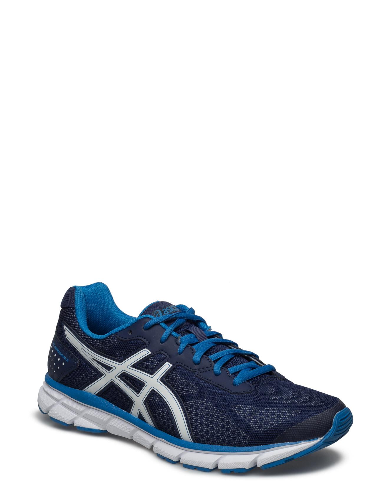 T6f1n-Gel-Impression 9 Asics Sports sko til Herrer i hvid