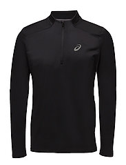 ESS WINTER 1/2 ZIP - PERFORMANCE BLACK