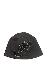 LOGO BEANIE - PERFORMANCE BLACK
