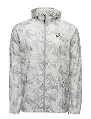 fuzeX PACKABLE JKT - OPTICAL REAL WHITE