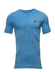SEAMLESS TOP - DIRECTOIRE BLUE
