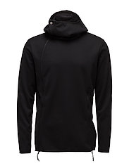 TECH FULL ZIP JACKET - PERFORMANCE BLACK