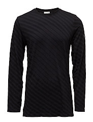 SEAMLESS LS TOP - PERFORMANCE BLACK