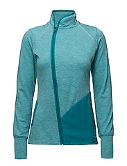 THERMOPOLIS JACKET - ARCTIC AQUA HEATHER
