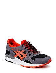 GEL-LYTE V - BLACK/ORANGE.COM