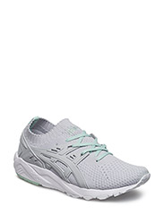 GEL-KAYANO TRAINER KNIT - GOSSAMER GREEN/GOSSAMER GREEN