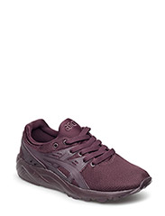 HN6A0-GEL-KAYANO TRAINER EVO - RIOJA RED/RIOJA RED
