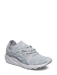 GEL-KAYANO TRAINER KNIT - GLACIER GREY/MID GREY
