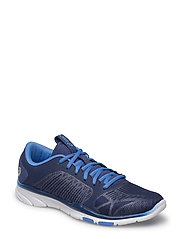 GEL-FIT TEMPO 3 - INDIGO BLUE/SILVER/REGATTA BLU