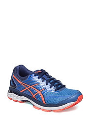 GT-2000 5 - REGATTA BLUE/FLASH CORAL/INDIG
