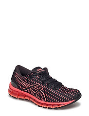 GEL-QUANTUM 360 SHIFT - BLACK/FLASH CORAL/BLACK