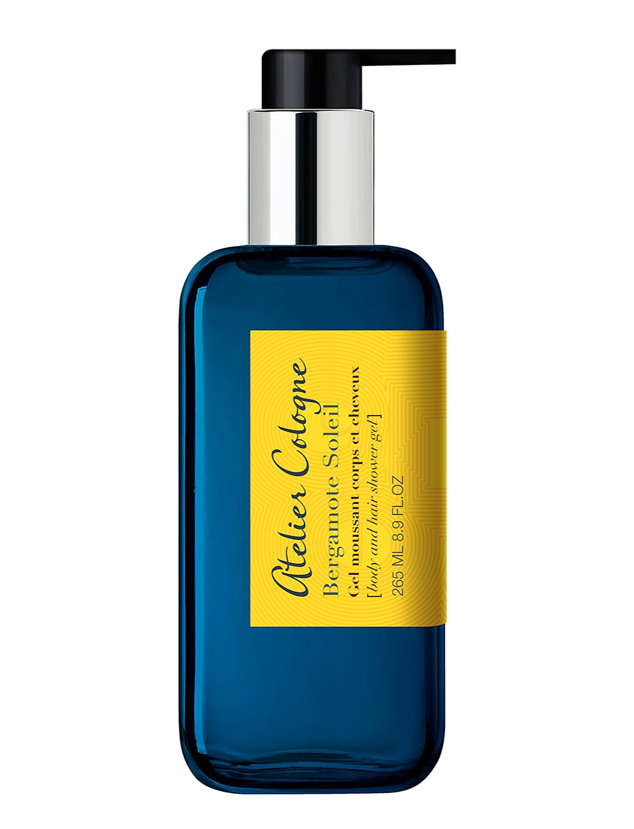 atelier cologne – Bergamote solei body & hair shampoo 265 fra boozt.com dk