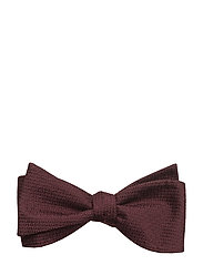 BOWTIE SOLID STRUCTURE - WINE