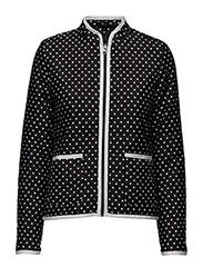 Alma jacket - - BLACK