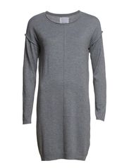 Margie long - Med. grey melange