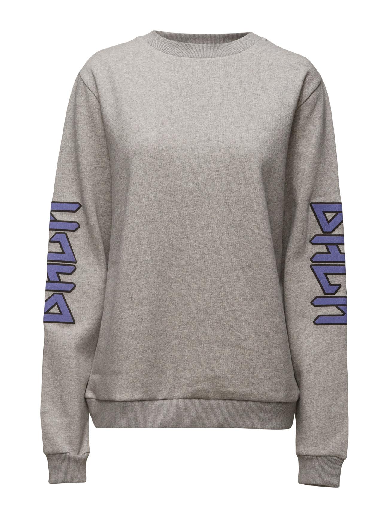 Uni Sweatshirt BACK  til Kvinder i Grå