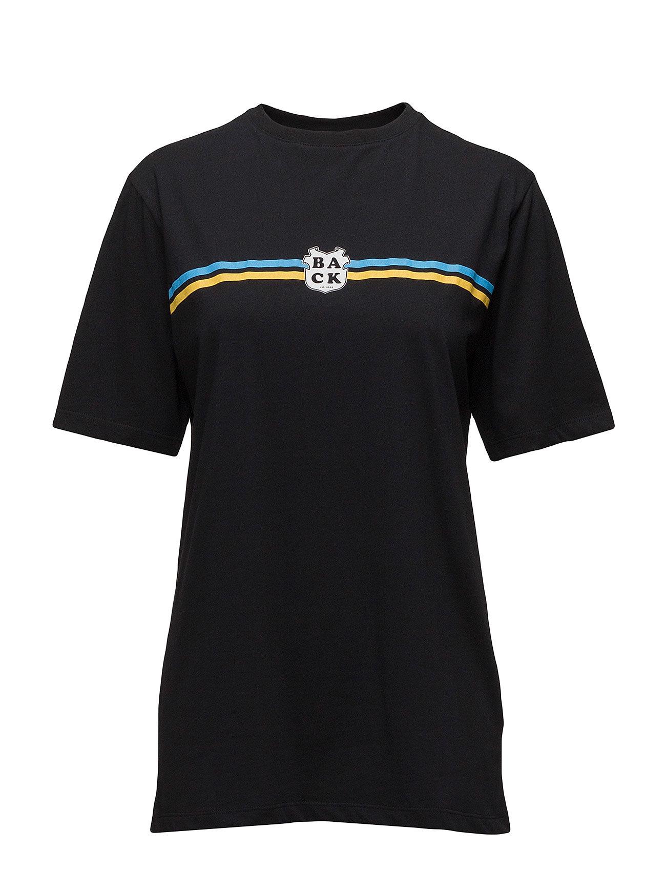 Uni t-shirt fra back på boozt.com dk