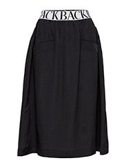 Logo worker skirt