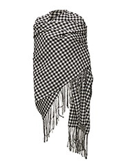 Scarf cape - DOGTOOTH