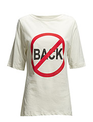 No Back t-shirt - grey