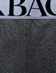 Rib logo trouser