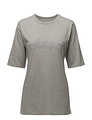 Box T-shirt - GREY MELANGE
