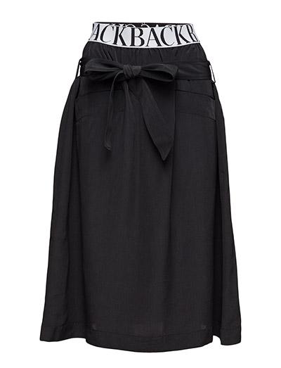 BACK Logo worker skirt