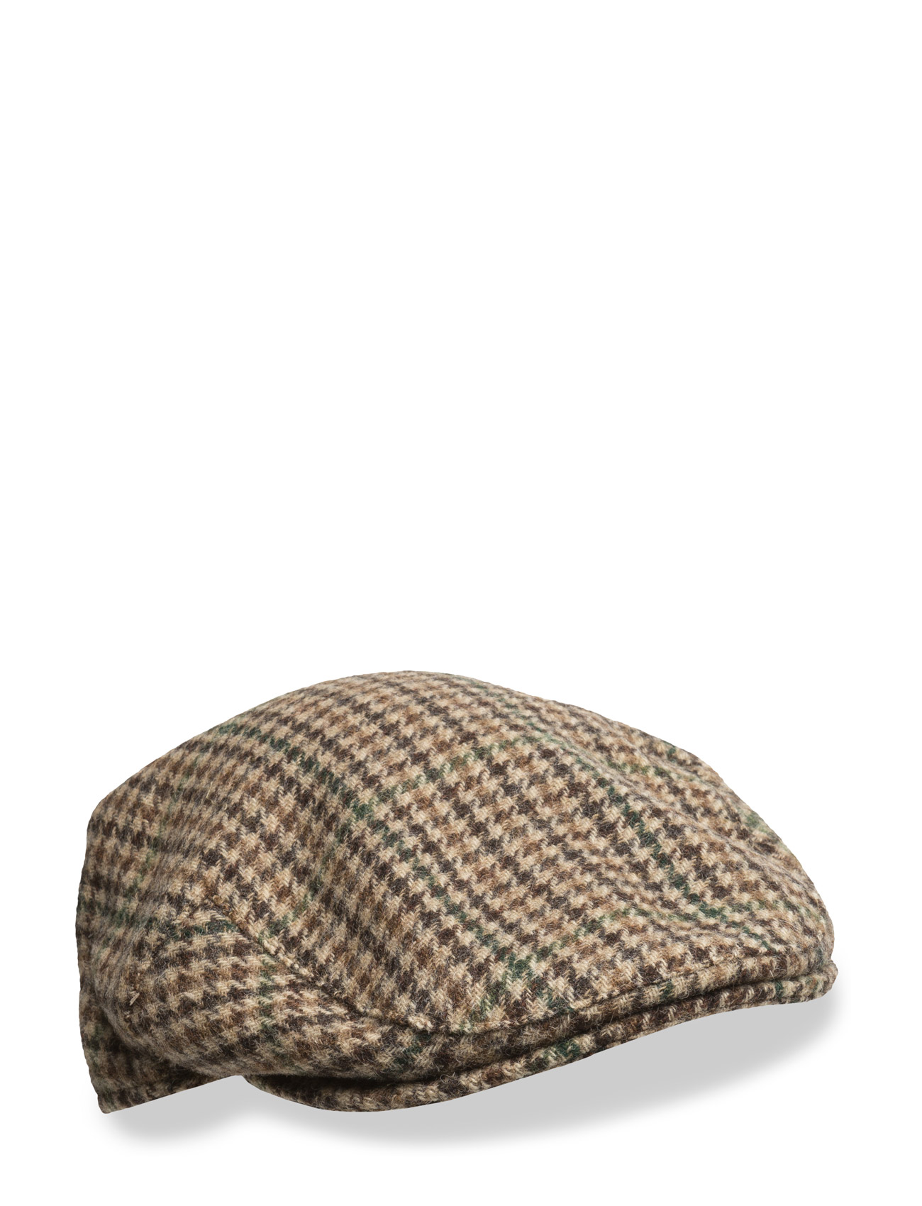 Moons Tweed Cap Barbour Hatte & Caps til Herrer i Brun