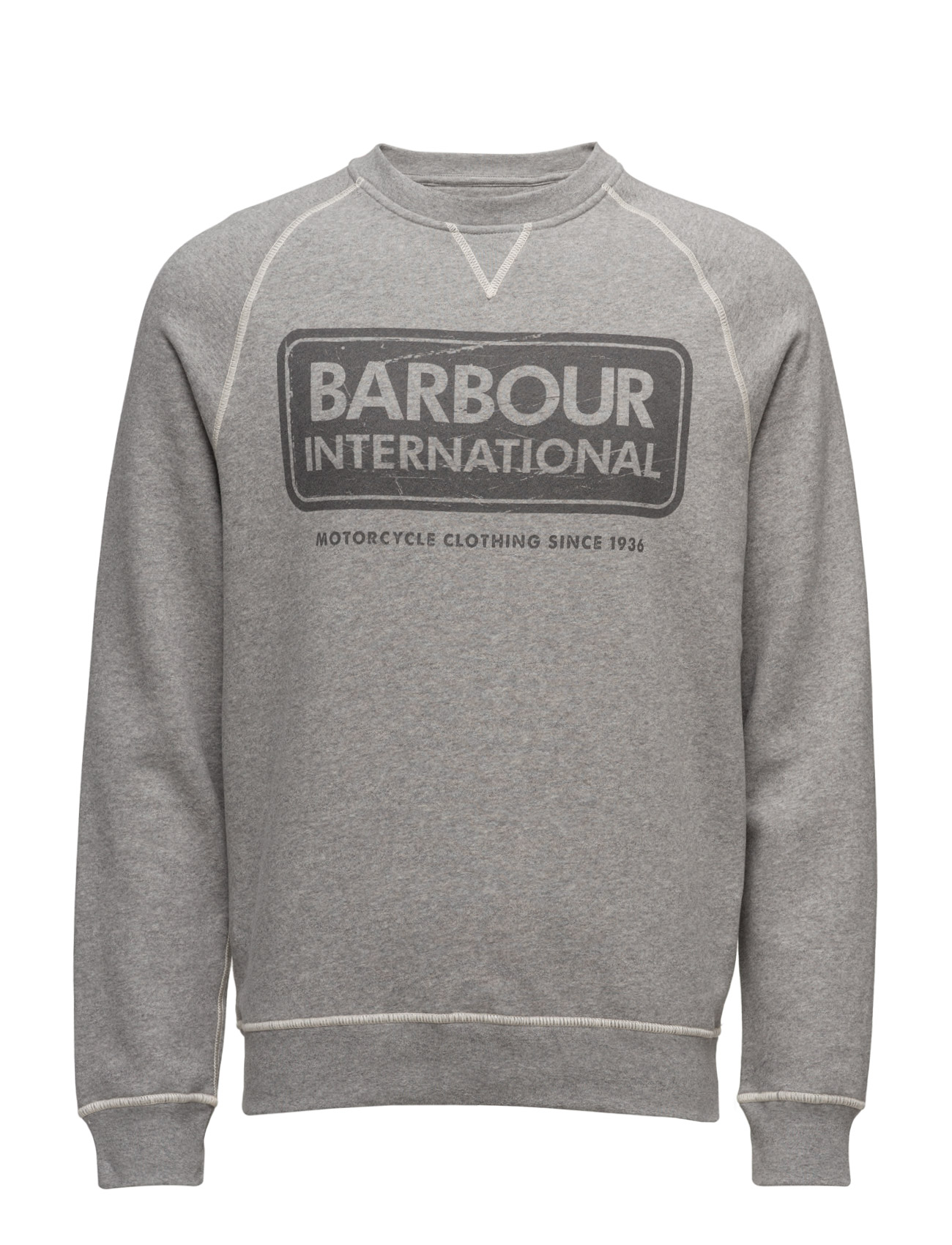 International logo sweat fra barbour på boozt.com dk