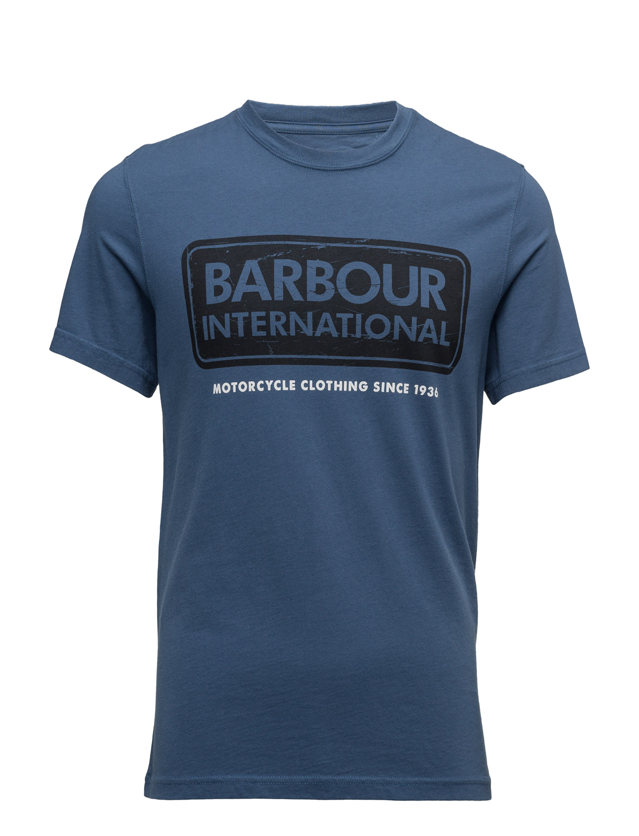 barbour International logo tee på boozt.com dk