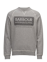 International Logo Sweat - GREY MARL