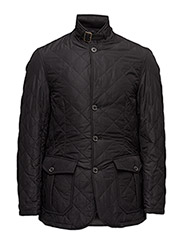 Quilted Lutz - BLACK