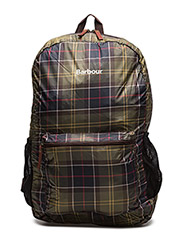 Barbour Travel Backpack - CLASSIC TARTAN