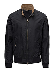 B.Intl Rectifier Harrington Casual J - NAVY