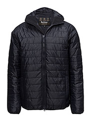 B.Intl Level Hooded Quilt - NAVY