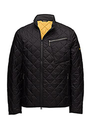 B.Intl Mass Quilt Jacket - BLACK