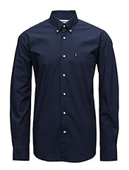 Barbour Preston Shirt - NAVY